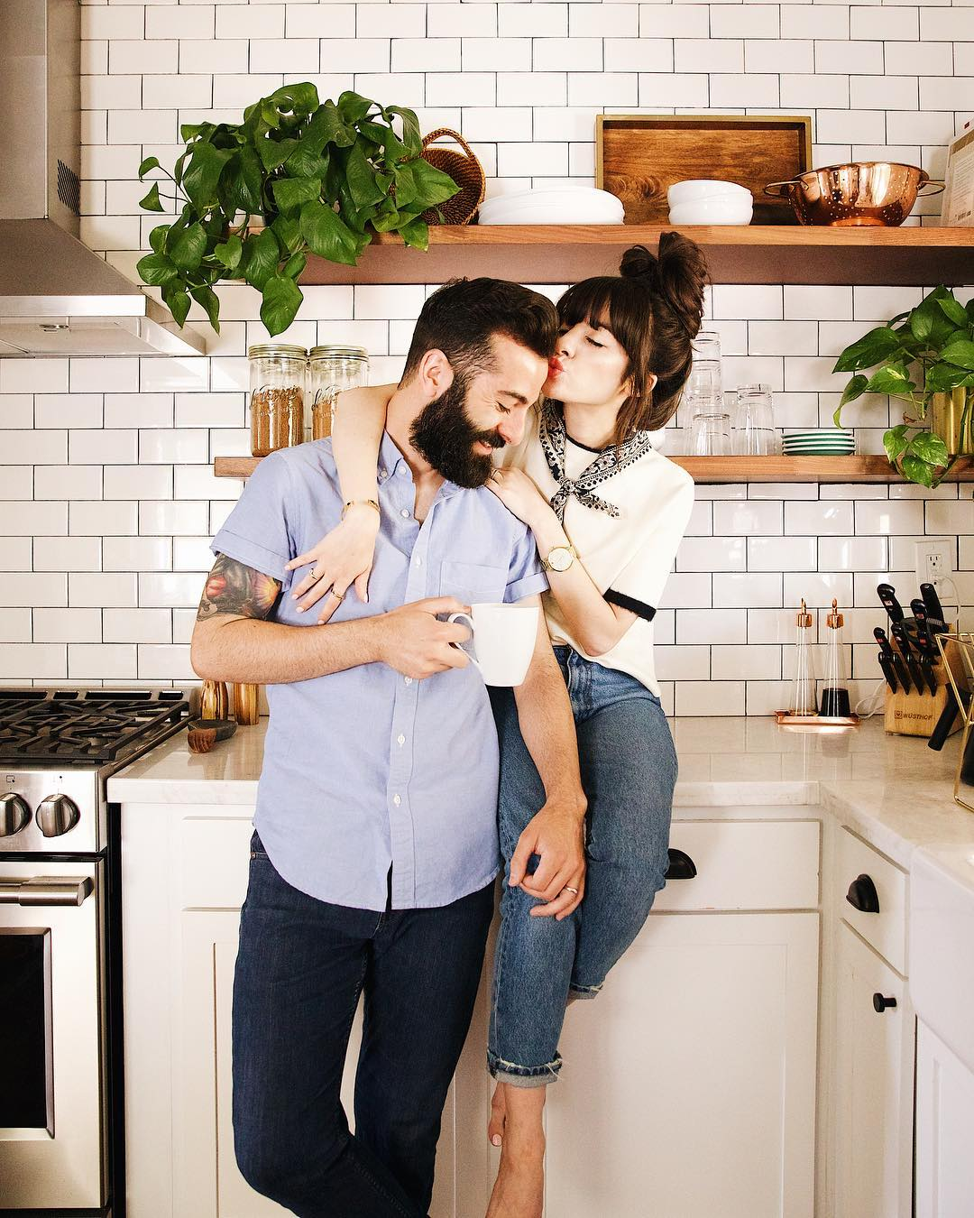 newdarling cooking together