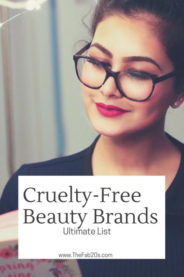 Cruelty Free Beauty Brands Directory