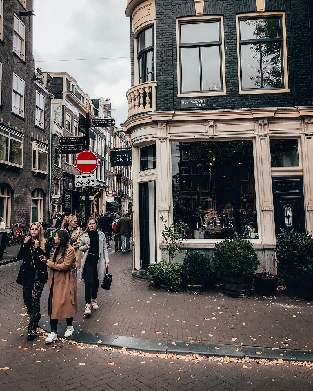 13 Things You Must Do In Amsterdam. The Nine Streets in Amsterdam. Whether it's your first time in the city or you have been to Amsterdam numerous times, you truly haven't experienced the city until you do these activities. #Amsterdam #Travel #Traveler #Netherlands