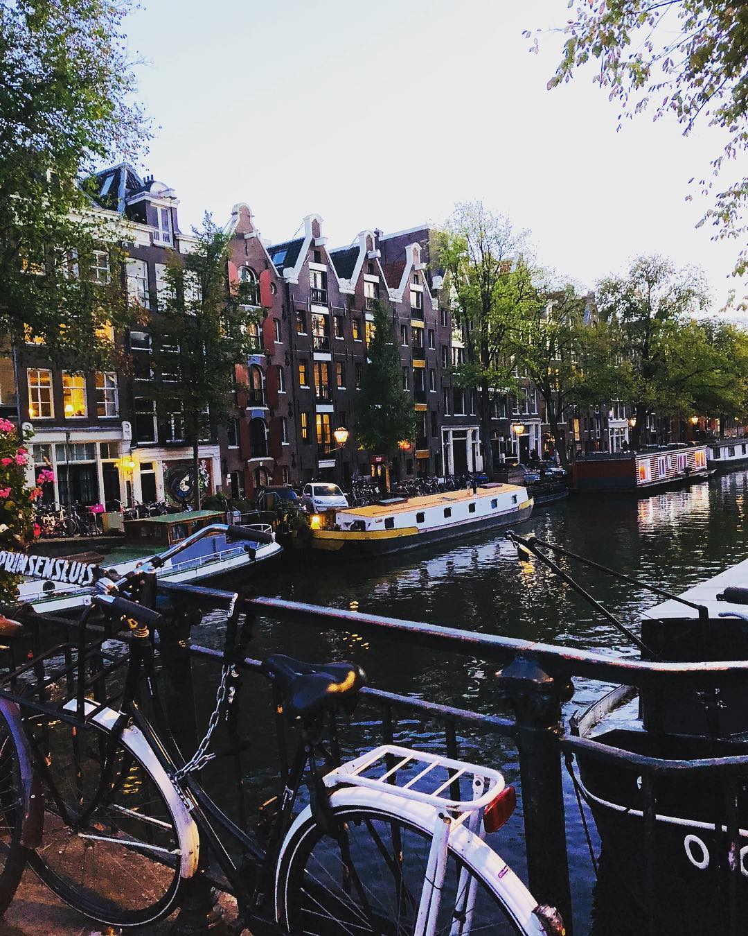 13 Things You Must Do In Amsterdam. Rent a bike and explore. Whether it's your first time in the city or you have been to Amsterdam numerous times, you truly haven't experienced the city until you do these activities. #Amsterdam #Travel #Traveler #Netherlands