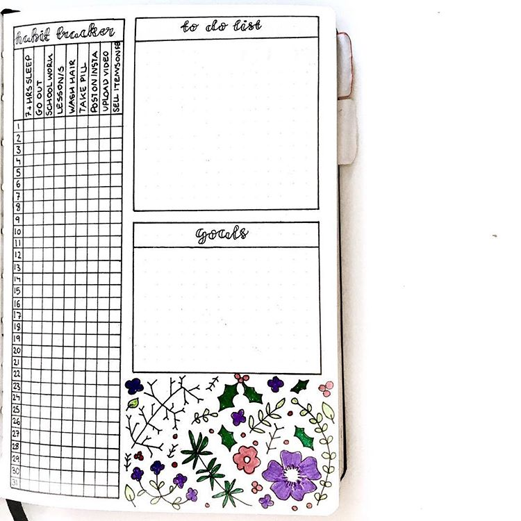 What I Bullet Journaling And How Do I Start. How To Set Up A Bullet journal and 10x's as productive as before. The only planner you'll ever need. #bujo #bulletjournal #bulletjournal101 #bujojunkie