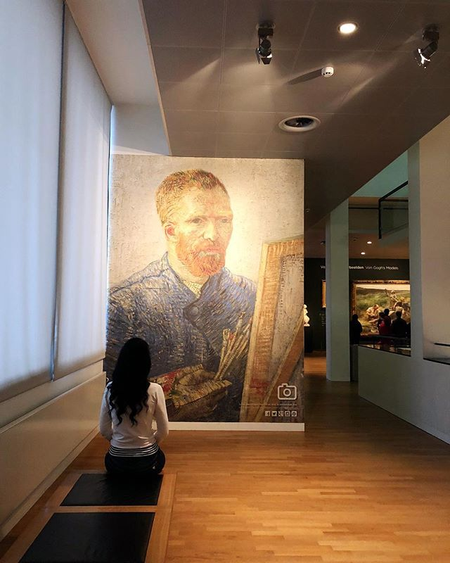 13 Things You Must Do In Amsterdam. The Van Gogh Museum. Whether it's your first time in the city or you have been to Amsterdam numerous times, you truly haven't experienced the city until you do these activities. #Amsterdam #Travel #Traveler #Netherlands