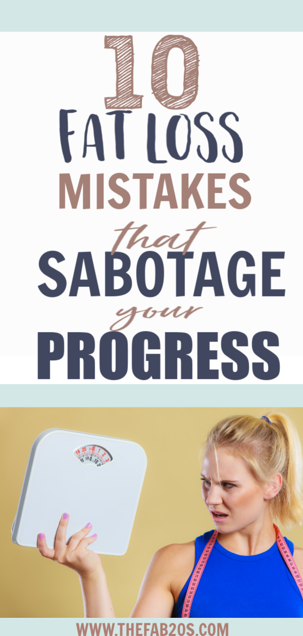 Struggling to lose fat? It's likely you're committing some of these fat loss mistakes that are ruining your progress. Don't make these weight loss mistakes . You'll wish you knew these weight loss tips before starting your journey. #weightloss #weightlosstips #loseweight #loseweighttips