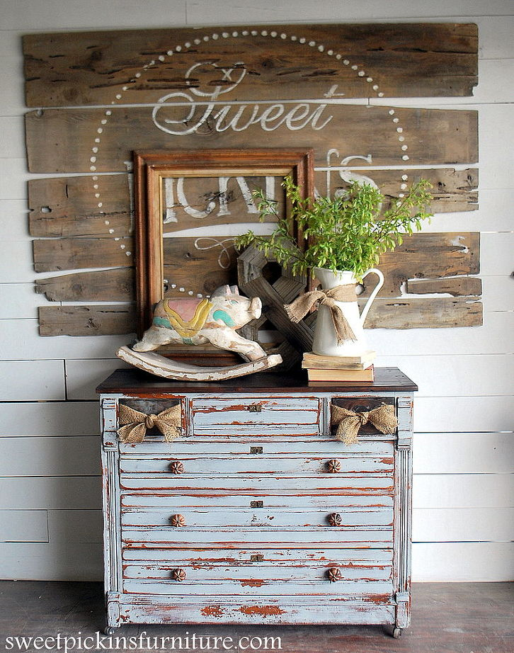 Transform an old dresser and 8 Other Ways To Update Your Home On A Budget. I was looking for unique and fun ways to spruce up my home, either with accents, plants, or wallpaper. these are some budget-friendly ways to make a room come to life. #homedecor #home #homeinspo