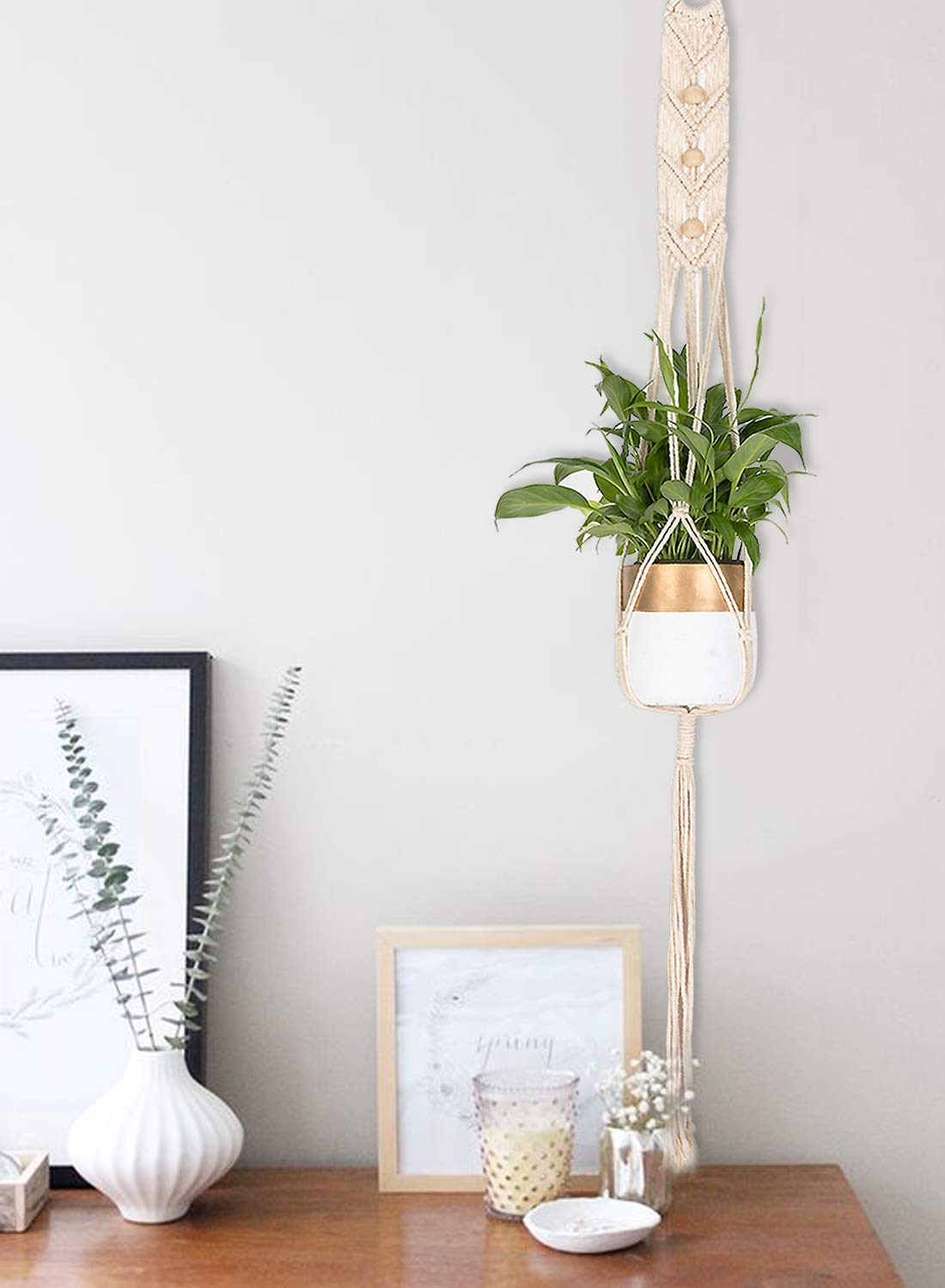 Add wall accents and 8 Other Ways To Update Your Home On A Budget. I was looking for unique and fun ways to spruce up my home, either with accents, plants, or wallpaper. these are some budget-friendly ways to make a room come to life. #homedecor #home #homeinspo