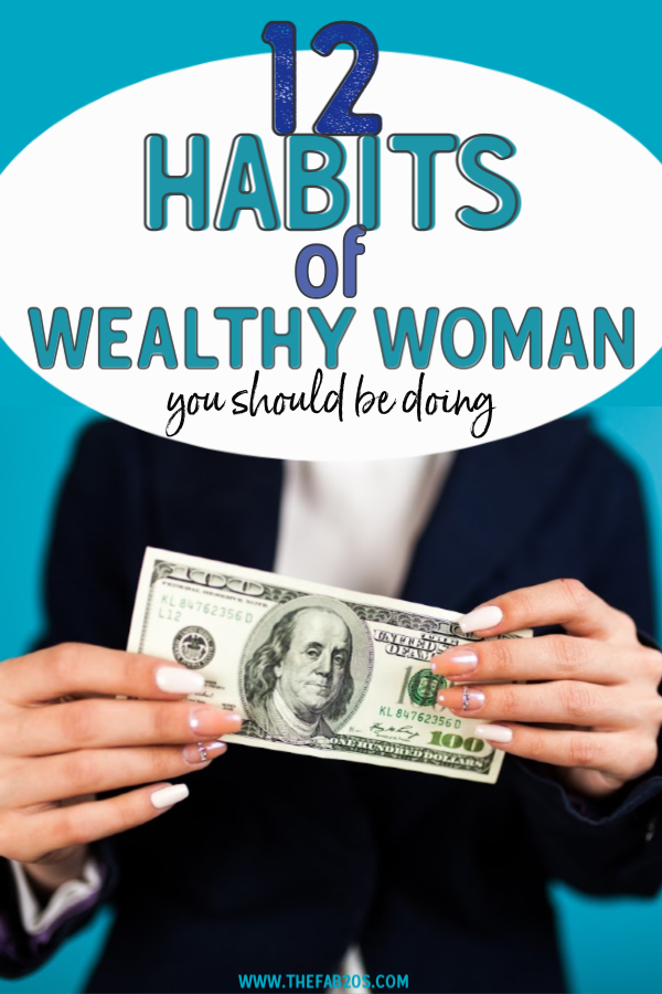 Ever wondered why the rich get richer? Here are some daily habits of wealthy people that you can adopt yourself to grow. simple daily habits of rich people that you need to get too | if you're trying to figure out ways to be more productive, make more money, and have a better life, it's important that you take a look at the habits of the rich #habits #finance #makemoney