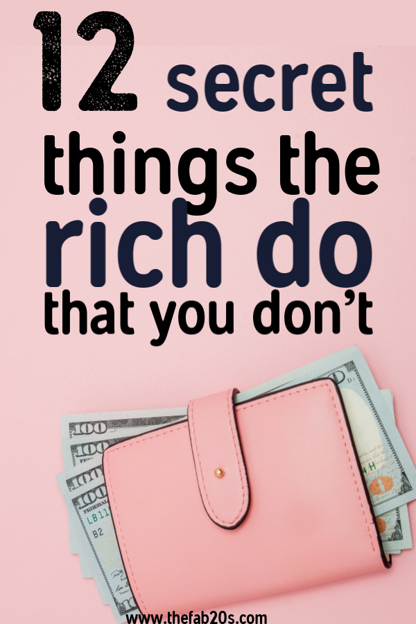 Ever wondered why the rich get richer? Here are some daily habits of wealthy people that you can adopt yourself to grow. simple daily habits of rich people that you need to get too   if you're trying to figure out ways to be more productive, make more money, and have a better life, it's important that you take a look at the habits of the rich #habits #finance #makemoney