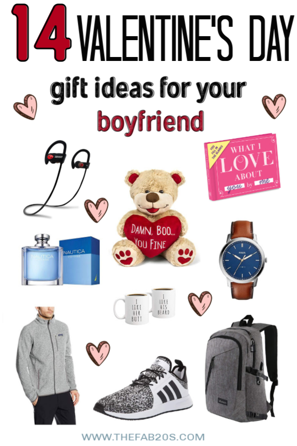 Best Valentines Day Gift Ideas For Boyfriend! These 2019 Valentines Day gift ideas for boyfriend  sc 1 st  The Fab 20s & 14 Best Valentineu0027s Day Gift Ideas For Boyfriend - TheFab20u0027s