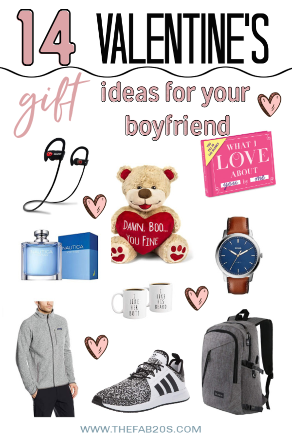 Best Valentines Day Gift Ideas For Men! These 2019 Valentines Day gift ideas for boyfriend and husband are creative, romantic and cute and he will appreciate the thought you put into it! Try these unique Valentines presents for men! #valentinesday #giftsforhim #giftideas #giftsideasformen #boyfriendgiftsideas