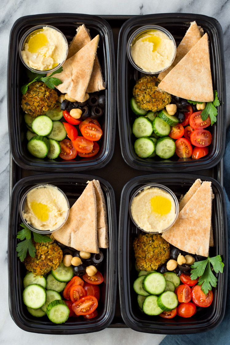 Healthy New Year: 2019 Meal Prep Round Up. Start off your new year with some healthy meal prep ideas that will save you time and money. Each prep also includes nutrition info and meal plans. No boring recipes here!