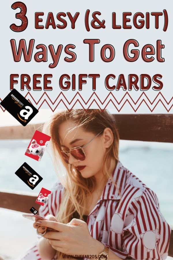 Getting free gift cards is just like getting free money. I love doing simple and easy tasks to get free Amazon Gift Cards. I can make money quickly by doing a couple of super simple surveys that earn me FREE giftcards. #freegiftcards #amazongiftcards