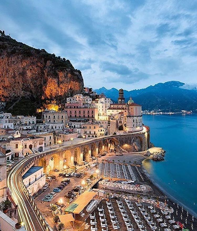 Atrani and 10 More Beautiful villages in Italy to visit. Explore these small Italian towns off the beaten path from the Amalfi Coast to Cinque Terre . these beautiful destinations belong on your Italy itinerary #Italy #Europe #destination