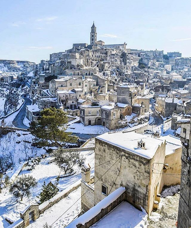 Matera and 10 More Beautiful villages in Italy to visit. Explore these small Italian towns off the beaten path from the Amalfi Coast to Cinque Terre . these beautiful destinations belong on your Italy itinerary #Italy #Europe #destination