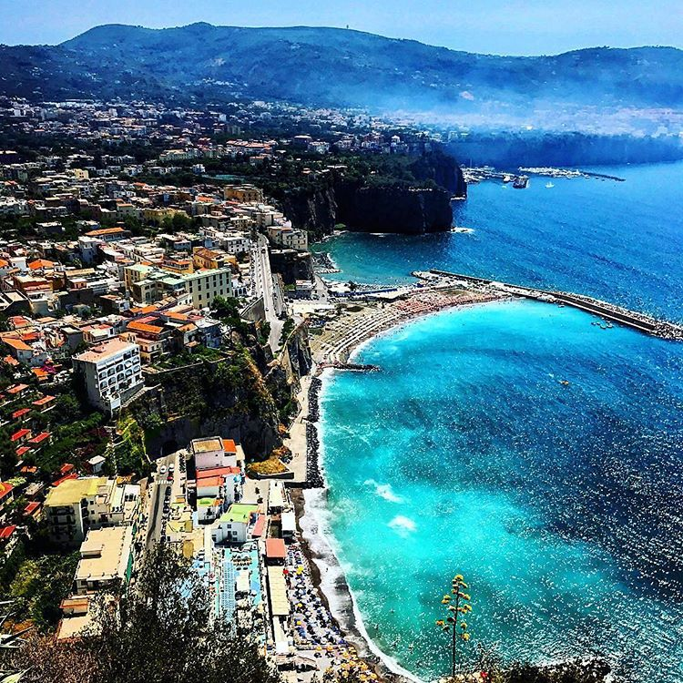 Sorrento and 10 More Beautiful villages in Italy to visit. Explore these small Italian towns off the beaten path from the Amalfi Coast to Cinque Terre . these beautiful destinations belong on your Italy itinerary #Italy #Europe #destination