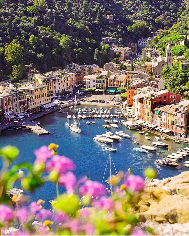 Portofino and 10 More Beautiful villages in Italy to visit. Explore these small Italian towns off the beaten path from the Amalfi Coast to Cinque Terre . these beautiful destinations belong on your Italy itinerary #Italy #Europe #destination