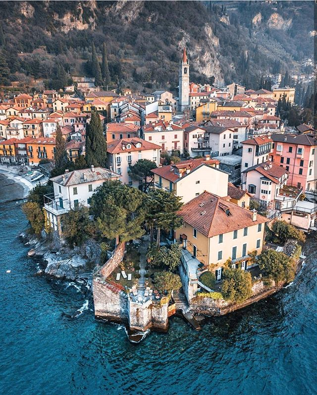 Varenna and 10 More Beautiful villages in Italy to visit. Explore these small Italian towns off the beaten path from the Amalfi Coast to Cinque Terre . these beautiful destinations belong on your Italy itinerary #Italy #Europe #destination