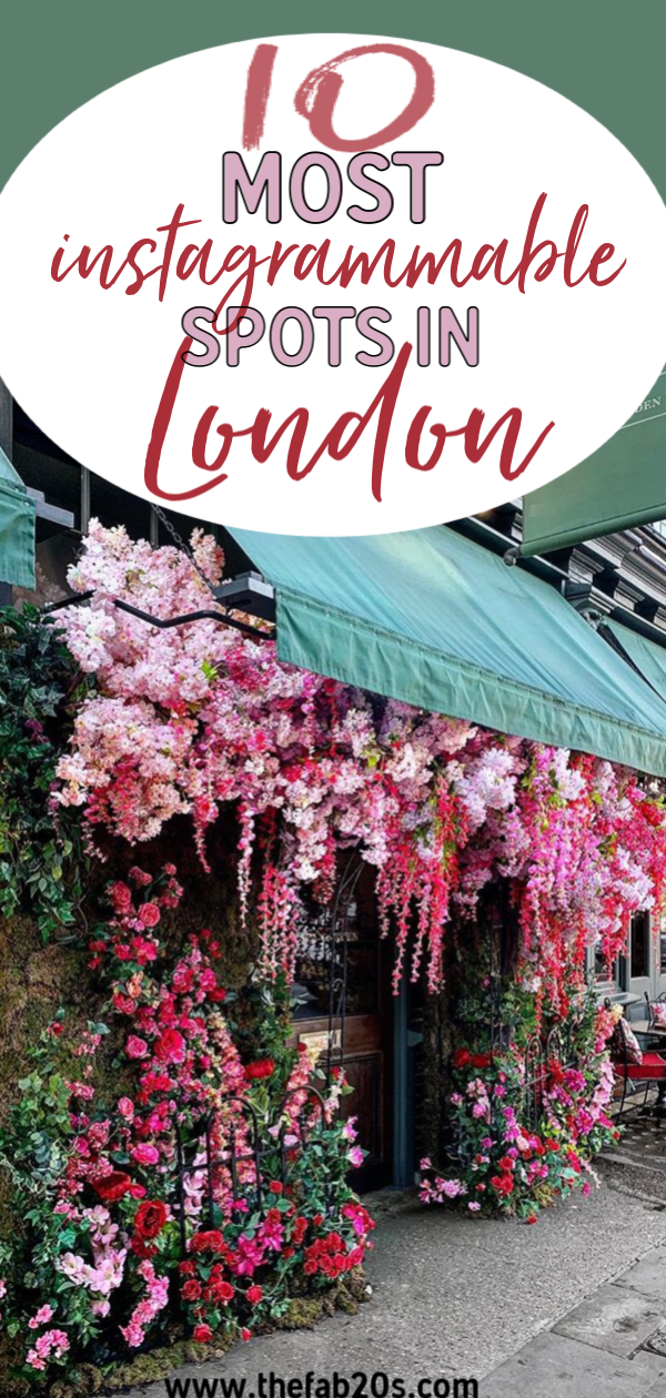 The 10 cutest cafes london UK has to offer! These are the most instagrammable spots in London that you just can't miss! A guide to the best coffee shops in London, England. From pink pastry palaces to wisteria covered facades, these are gorgeous places. London travel tips; hidden gems in London Most Instagrammable spots London UK #london #londontravel #cafe