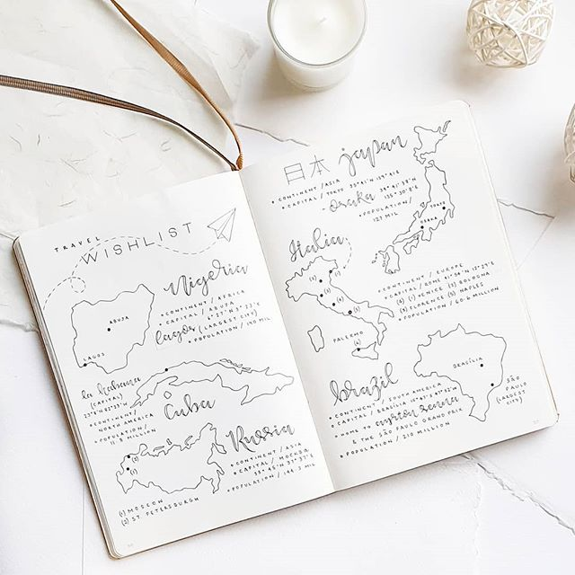 BEST Bullet Journal Collections to try out! Whether you are looking for bullet journal collections for students, or a bullet journal for yoga tracker! There's something here to inspire you. Where to put collections in bullet journal and other inspo! Bujo Collections to try #bujo #bulletjournal #bulletjournalcollections
