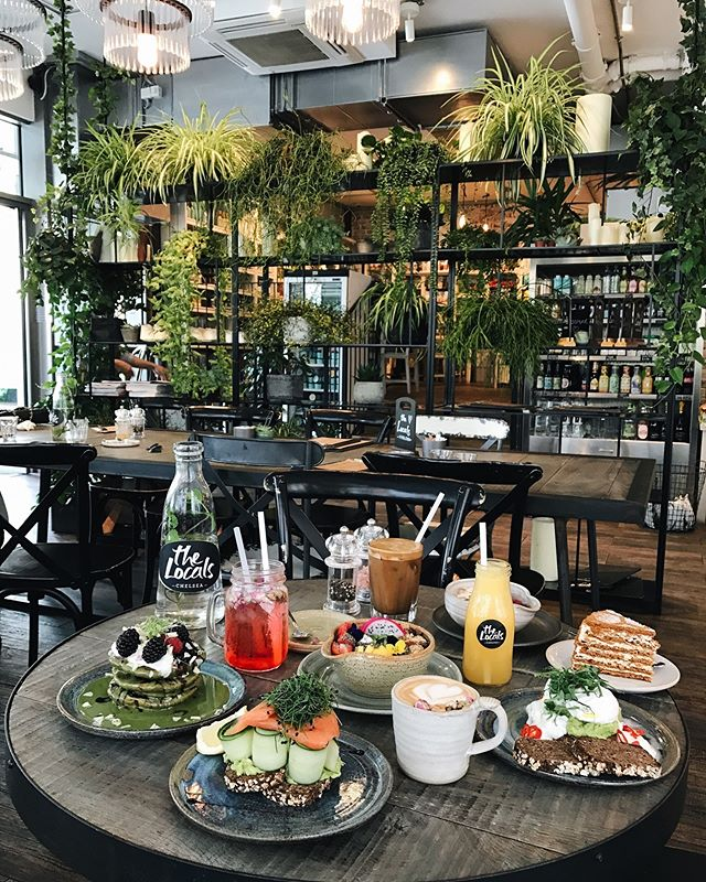 The Locals Cafe London. Cutest Cafes London has to offer. The 10 cutest cafes london UK has to offer! These are the most instagrammable spots in London that you just can't miss! A guide to the best coffee shops in London, England. From pink pastry palaces to wisteria covered facades, these are gorgeous places. London travel tips; hidden gems in London Most Instagrammable spots London UK #london #londontravel #cafe