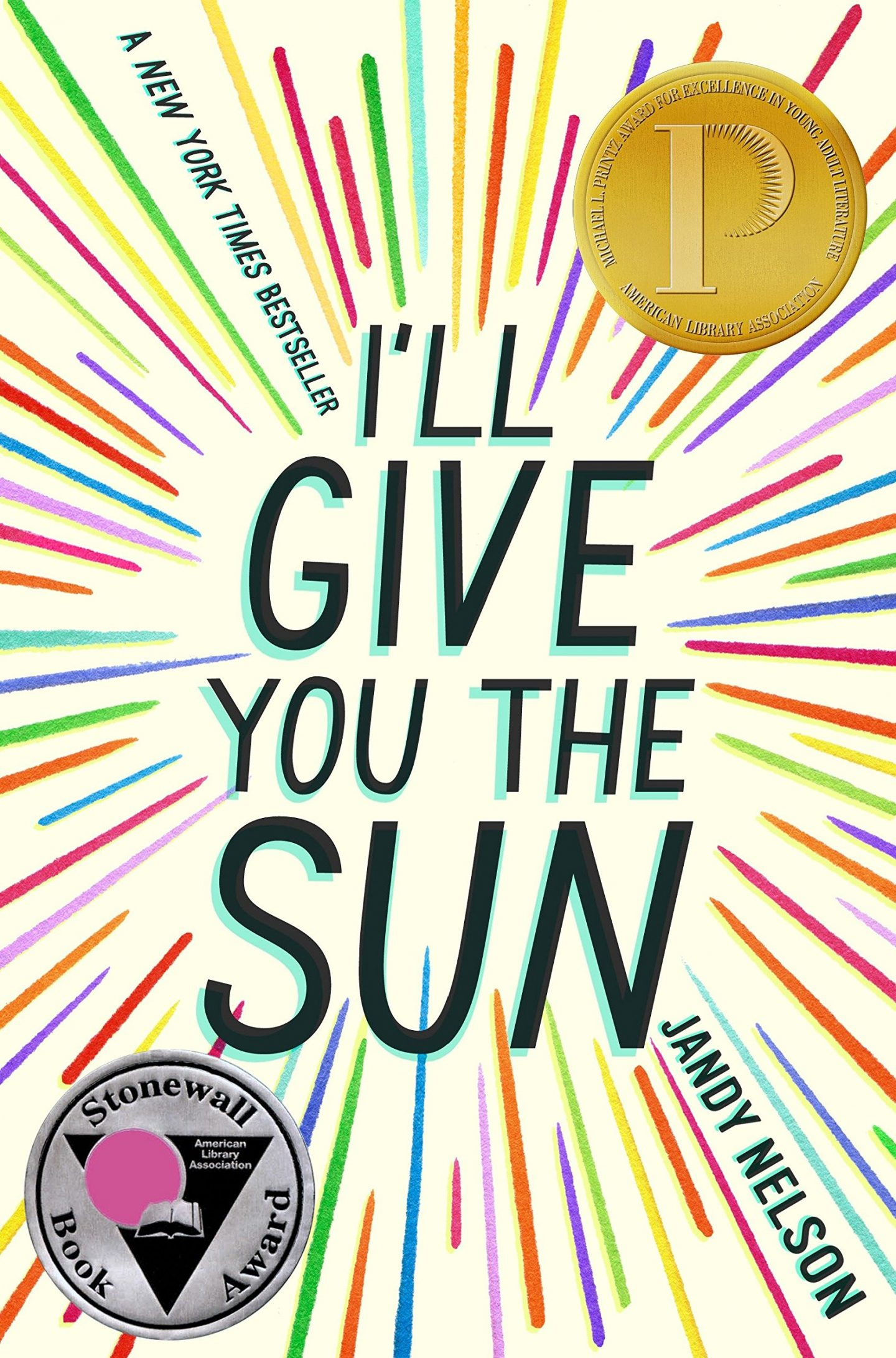 I'll give you the sun by Jandy Nelson and 8 more Books for when you need a good cry. Heart breaking, tear jerking magical books to get all the feels. Romance books that make you cry as well as adventure and coming of age books. Young adult books and YA tear jerkers. Grab these amazing good reads today! #books #bookstoread