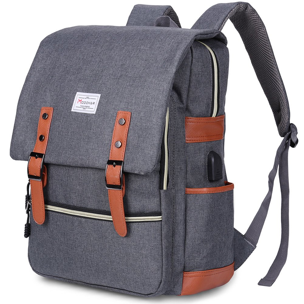 The 8 best college backpacks for both girls and boys! Best college backpacks unders 100 and best heavy duty college backpacks that will last you from freshman year to senior year. Even the best backpacks with water bottle holders. Whether you want a stylish, chic, or serious bag there's something here for you you'll love. #college #collegetips #collegebackpack #collegeblogger