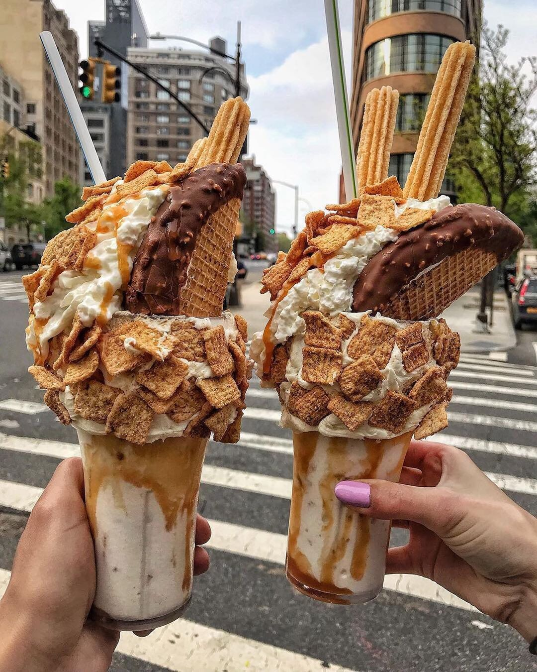 The best dessert spots in NYC. new York City is known for great food, find out where you can go to get something sweet. From ice cream . to pies, theres something here for everyone. Best desserts in Soho! Foodie travel NYC #foodietravel   #nyc #newyork #newyorkcity #usa #food #foodie #travel #wanderlust #desserts