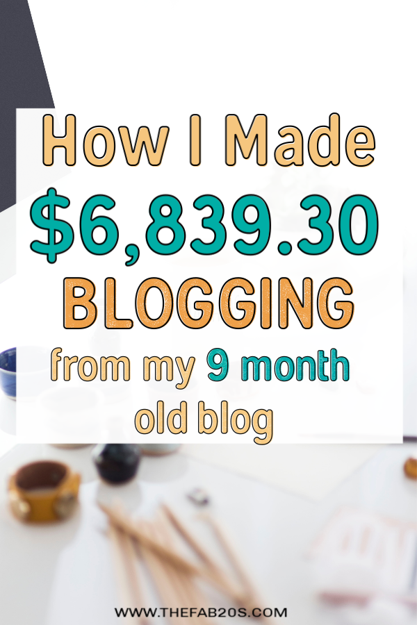 July 2019 Income and Traffic Report! My HIGHEST EARNING MONTH YET! Learn how to make money online with blogging income reports! Youcan make a lot of . money with a small blog and no email list! It's 100% possible!  #blog #blogging #incomereport #bloglaunch#howtoblog #bloggingtips #blogging101