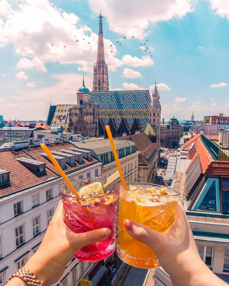 Are you traveling to Vienna? Find out the Things to Do in Vienna Austria before you arrive! Vienna, Austria Bucket List. If you are planning to visit Vienna, here are tips on things to do in Vienna, where to eat, places to stay, how to get there, getting around, best restaurants, shopping, festivals and more! Don't miss this Vienna travel guide for this gorgeous city in Europe! #Vienna #Austria #travel #Europe