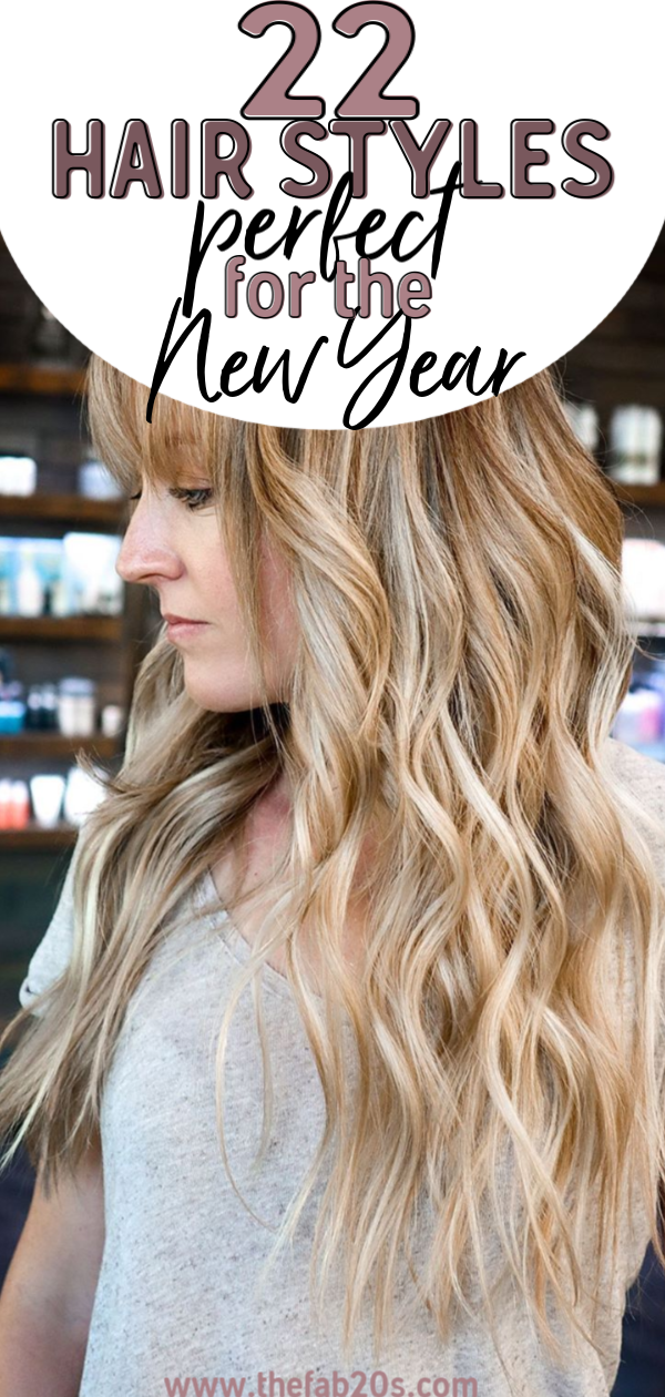 Finding the PERFECT hairstyle for the new year can be STRESSFUL, but it doesn't have to be! Whether you want long hair, short, with or without bangs, I have rounded up the BEST hair cuts to try out in 2020 #hairstyles #hairinspo