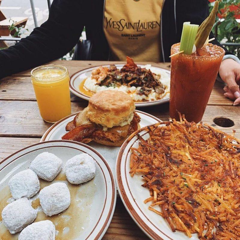 Alberta Eat Streets a MUST TRY Foodie destination In Portland Oregon . #foodietravel #portland