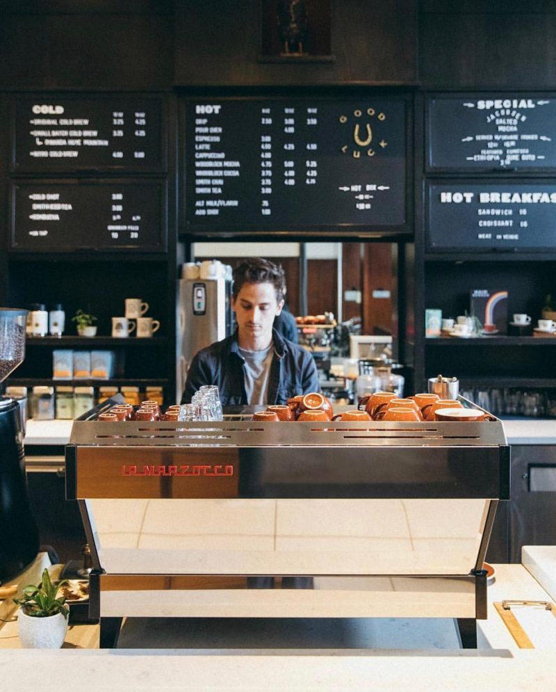 Stumptown Coffee is an incredible coffee shop with a lot of character located in Portland oregon. A must See for coffee lovers and foodie travelers.