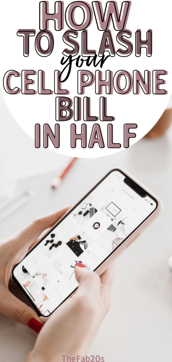 Your phone plan is one of the biggest drains on your budget, but is it worth the premium price? I have found a way to slash my phone bill significantly and save money easily. Tello Mobile is a hidden gem and a great way to save stick to a budget #savemoney #personalfinance #budget