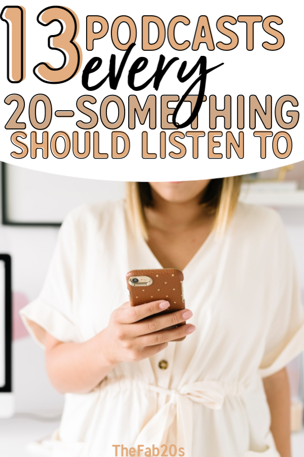 Looking for a new podcast to listen to? These podcasts are THE BEST for 20-something woman. Podcasts every girl NEEDS to listen to. Podcasts that cover online business, marketing strategies, millennial life, personal development, entertainment and more. #podcaststips #girlboss