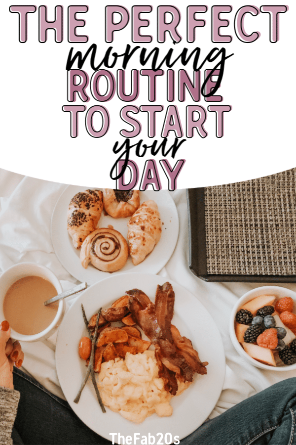 Creating a productive and functional morning routine is one of the best things you can do for yourself. Try this morning routine will also help you to change your life, practice self-care and self-love! These morning rituals really are going to help you with your overall wellness and health, nourish your mind, body and soul for a good and happy life! #morningroutine #morninghabits #habits #selflove #selfcare #selfdevelopment
