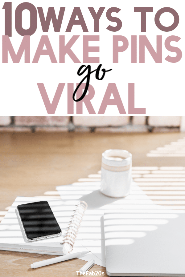 Trying to get traffic on Pinterest can be confusing as a new blogger! But it doesn't have to be. Creating viral pins can be very simple once you get the hang of it. Create beautiful Pinterest images and optimize your Pinterest strategy with SEO. #PinterestSEO #PinterestForBeginners #NewBloggerTips #BloggingForBeginners