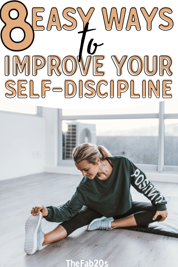 How do you build self-discipline and achieve your goals?! Stop settling for mediocrity. Mastering self-discipline is important for a happier and more productive life. But why is it so difficult to remain disciplined? #selfdiscipline # selfimprovement