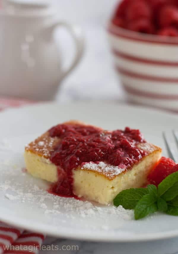 Low Carb Blintz Soufflé is so YUMMY you wouldn't think it's keto