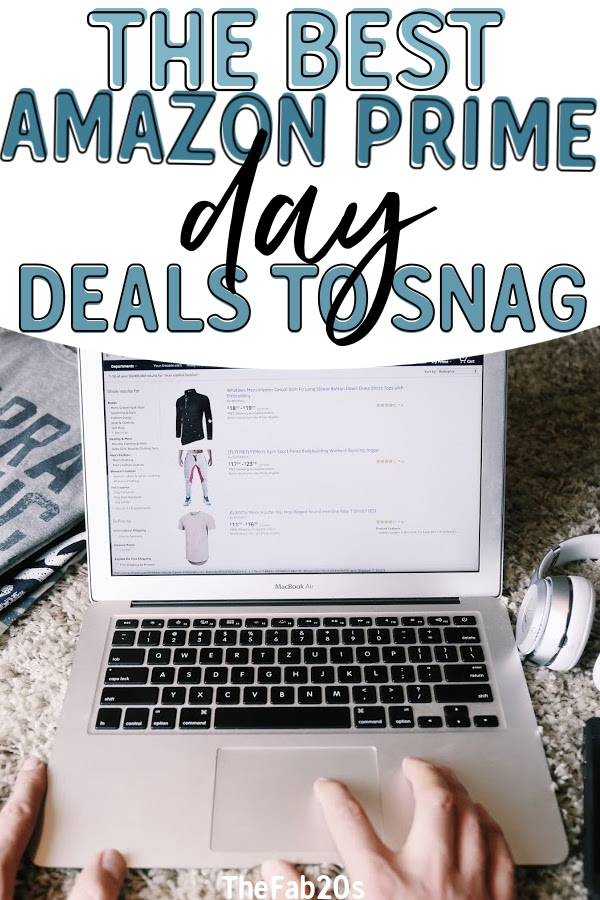 The best amazon prime day 2020 deals! Get these goodies for yourself or do some early holiday shopping and save money this year #AmazonPrimeDay #HolidayShopping #giftguide