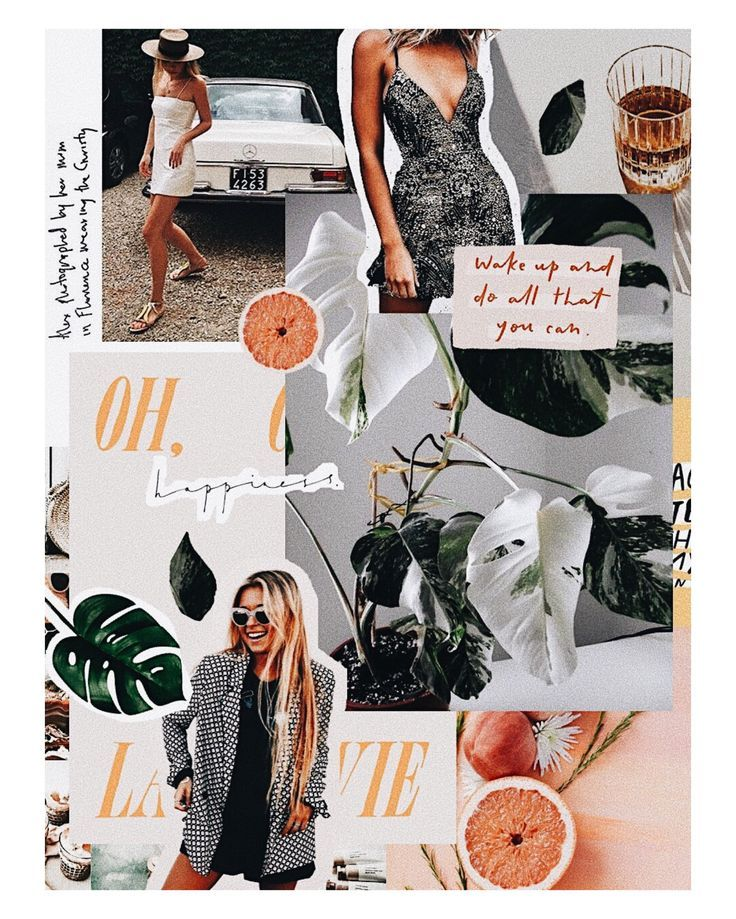 Vision board ideas and examples