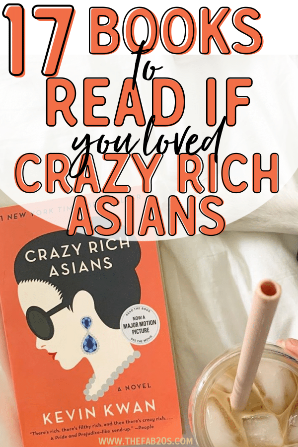 Looking for some great books to read if you loved Crazy Rich Asians?! I've rounded up the best fiction books about rich families. Some books are a classic summer read and some are an enticing thriller you won't be able to put down #bookstoread #mustreadbooks