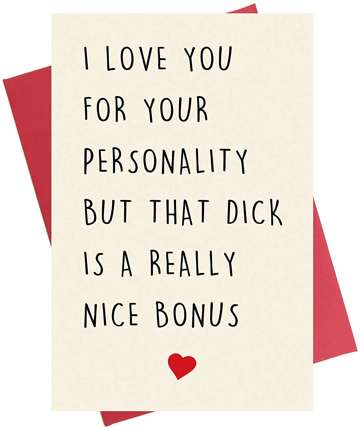 Naughty cards for him on Valentines day