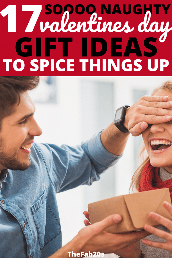 Wow! These naughty valentines day gift ideas for him are hilarious! I absolutely can't wait to give my boyfriend these fun gift ideas