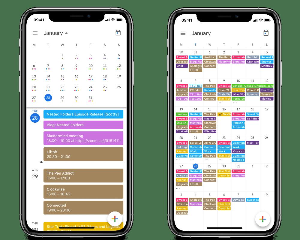 Google Calendar is the best Birthday Tracker app