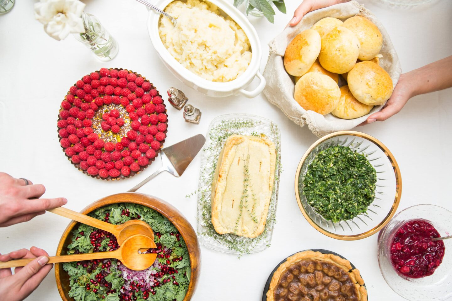 Host A Potluck For A Budget Friendly Birthday Party