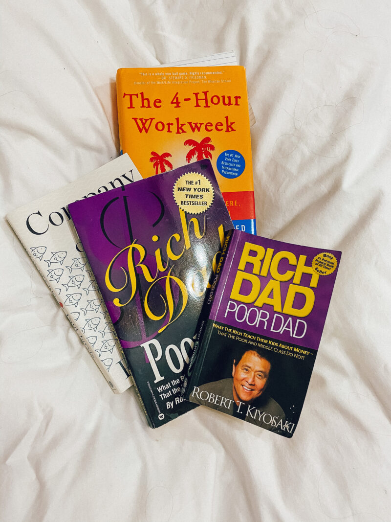 Best books to read like Rich Dad Poor Dad. These must read money books are incredible