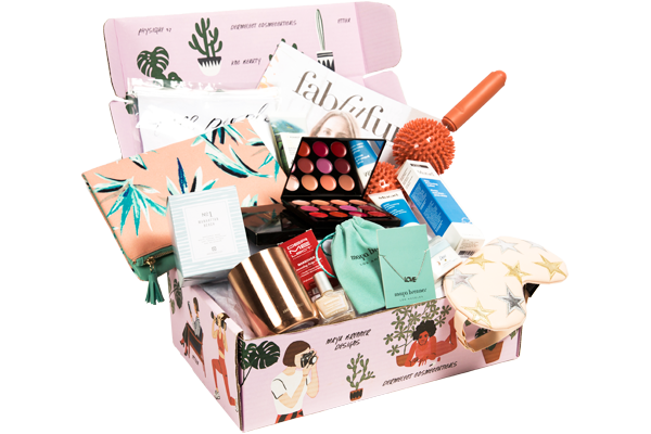 FabFitFun Spring-Box