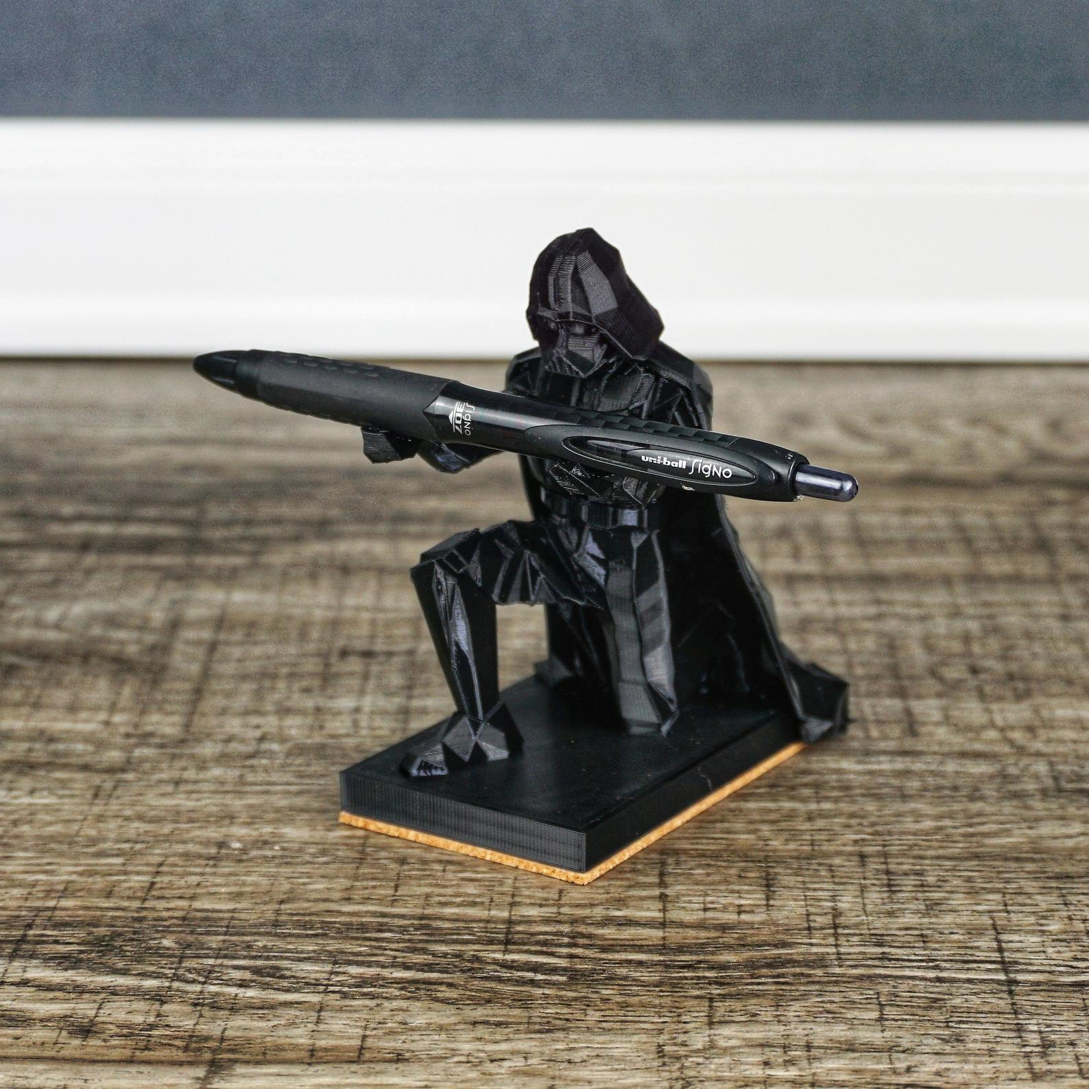 Darth Vader Pen Holder