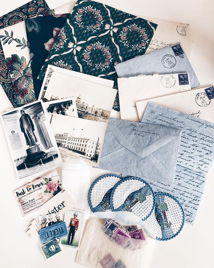What Is A Junk Journal? Junk Journal ideas and Inspiration