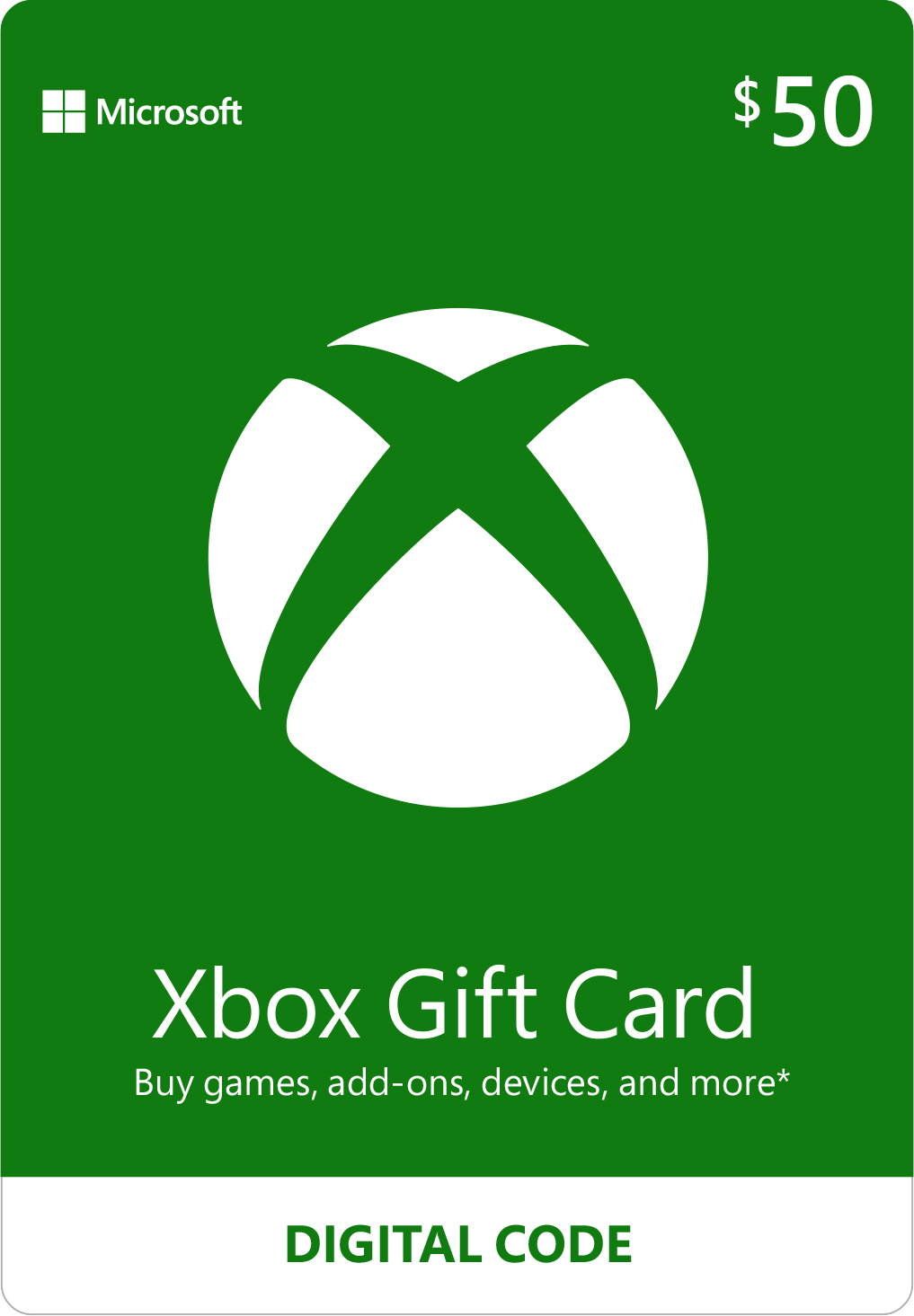 Microsoft Xbox Gift Card - Best Buy