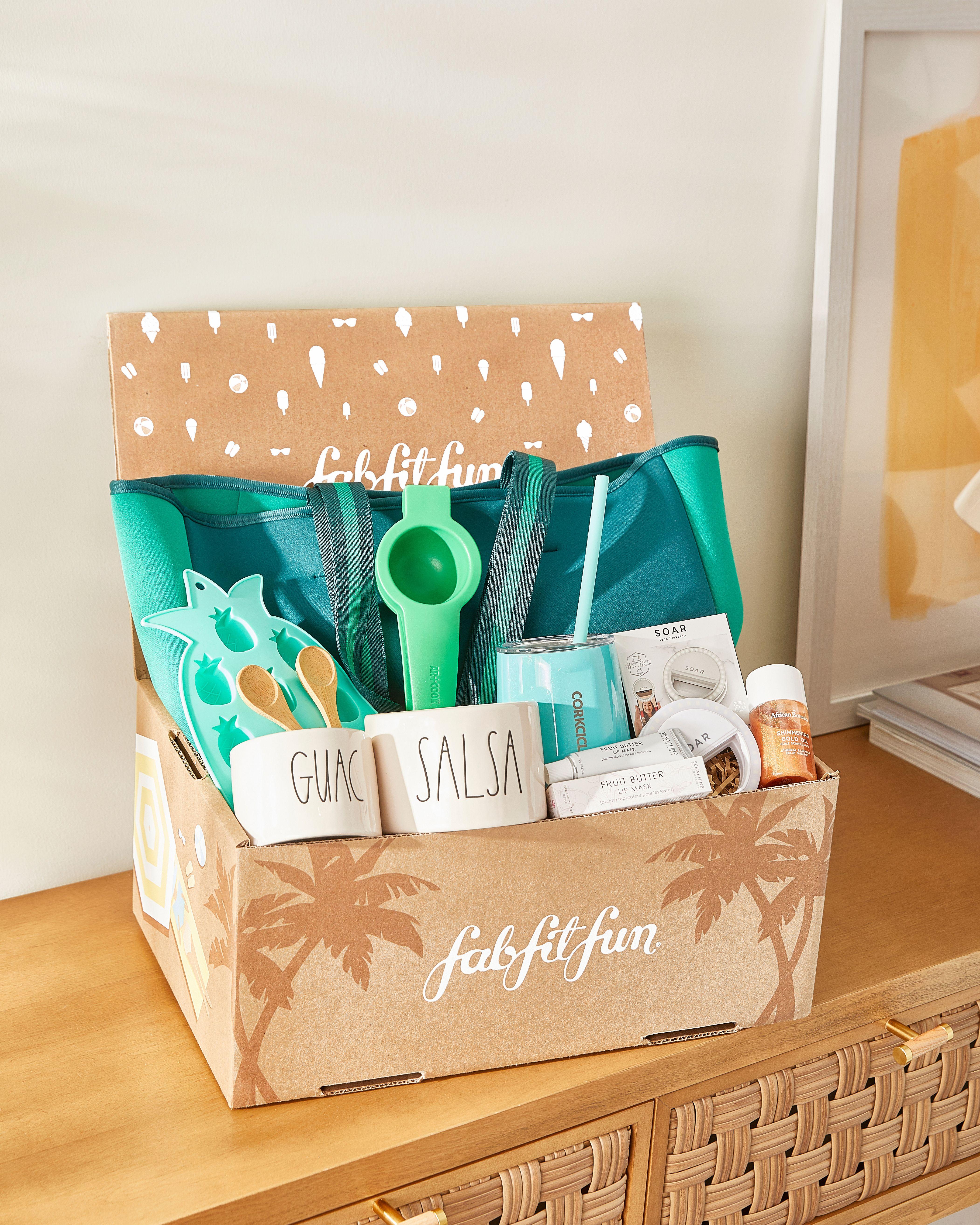 FabFitFun Open Box